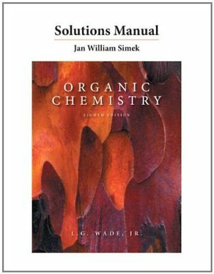 organic chemistry carey solutions manual
