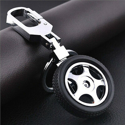 New Hot Car Logo key Chain Alloy Metal Keyring keychains Ring Creative