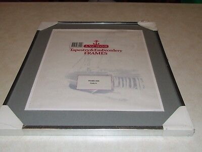 Anchor Tapestry and Embroidery Frame - Code A - Grey - New