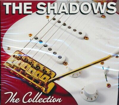 SEALED NEW CD Shadows, The - The Collection