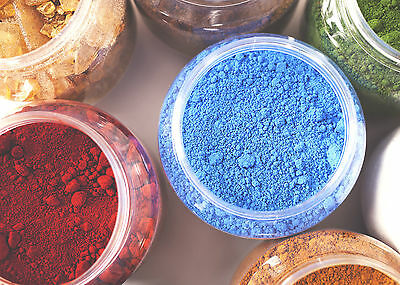 1KG Paint Pigment Powder - Chalk Paint Oil Wax Cement Mortar - FREE P&P