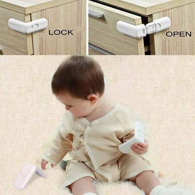 Baby Kids Child Toddler Wardrobe Cabinet Fridge Drawer Safety Lock Doors Stopper