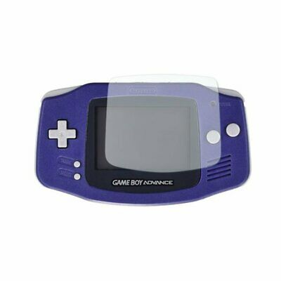Screen protector film for Nintendo Game Boy Advance GBA - 2 pack clear | ZedLabz