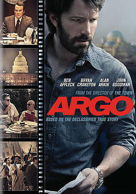 BRAND NEW - Argo (DVD, 2013) - FACTORY SEALED & FREE SHIPPING