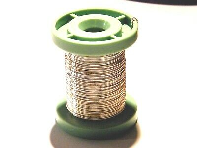 Extra Easy Silver Solder Round Wire1.0mm x 100mm Jewellery Repair-Hallmarkable