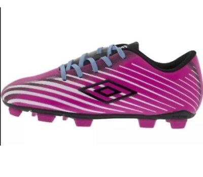 a0f6049bbd6e UMBRO ARTURO 2.0 Youth Girls Soccer Cleats Size 3.5 Pink - $12.99 ...