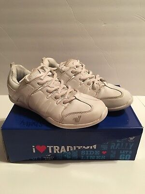 0572040df0 VARSITY CHEER SHOES Size 8 Spirit Cheerleading -  9.99