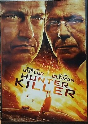 Hunter Killer (DVD) 2018