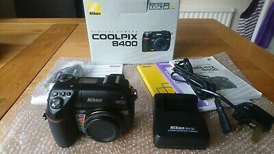 Nikon Coolpix 8400 digital camera