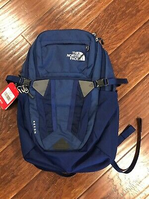 39208df39 THE NORTH FACE Recon Womens Black Laptop Backpack Book Bag - $49.95 ...