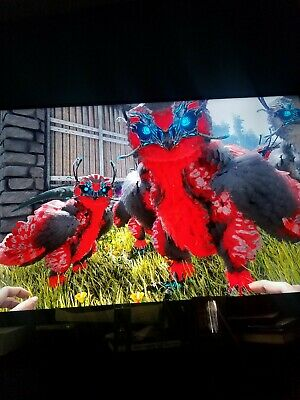 ARK SURVIVAL EVOLVED Xbox PVE Black and Red Snow Owl Eggs (2 Eggs)