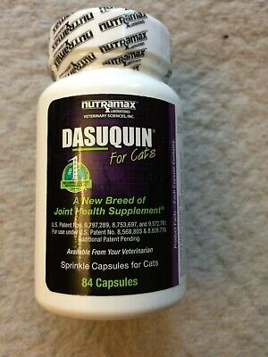 Nutramax Dasuquin for Cats Sprinkle Capsules, 84ct