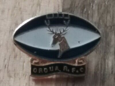 OROUA Rugby Football Club Pin Badge The Stags