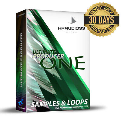 SAMPLES and LOOPS pack House Drum & Bass EDM Trap Tech Trance Hip Hop Hard Style