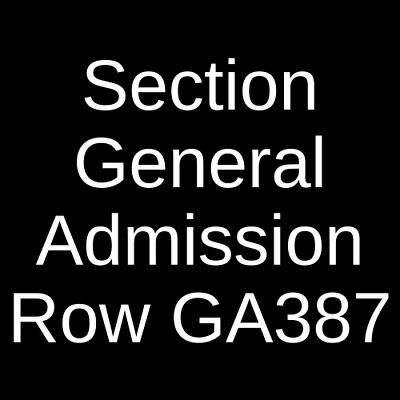 2 Tickets Rainbow Kitten Surprise  4/23/19 Wilmington, NC