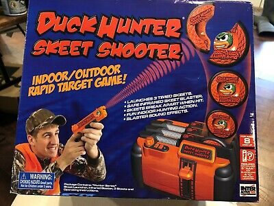 Hunter Series Skeet Shooter Infared Laser Target In/Out Game Clay Hunting In Box