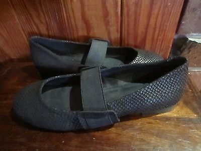 NEW! womens TS 14+ TAKING SHAPE ballet flat shoes SZ 39-8