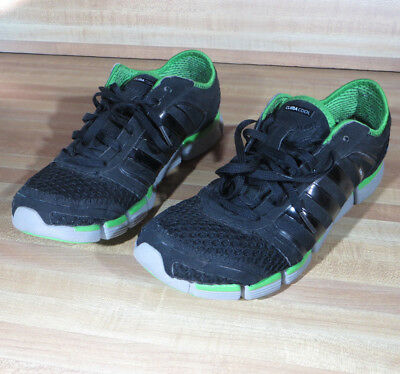 100% authentic 3e0eb 88802 Adidas Climacool Shoes - Mens Size 9.5 Neon Green  Black CC Oscillation  Running
