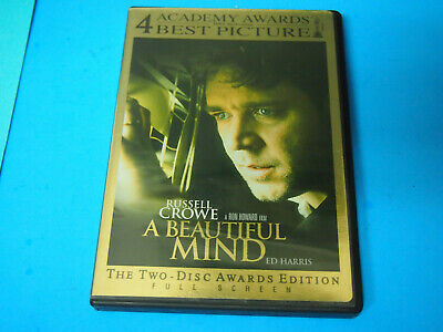 A Beautiful Mind [Full Screen Awards Edition]