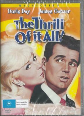The Thrill Of It All - Doris Day - New & Sealed Dvd - Free Local Post
