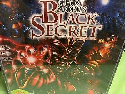 GHOST STORIES BOARD Game - $54 95   PicClick