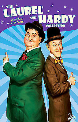 The Laurel & Hardy Collection, Vol. Two - 3 Dvd Box Set - Classic Comedy