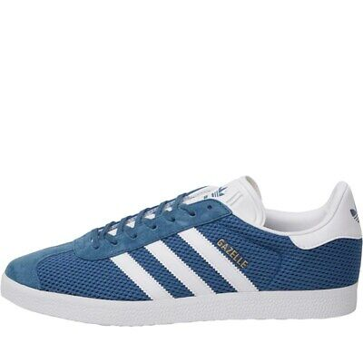 adidas Superstar Triple Size 9.5 Blue RRP £80 BNIB BB3695 RARE