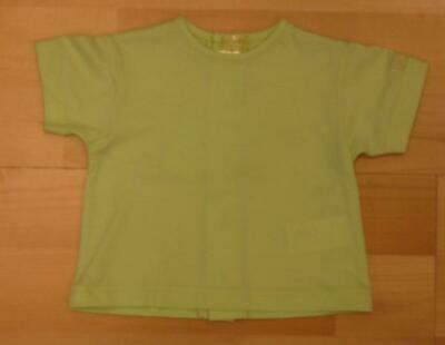 La Petite Ourse 60217 Newborn Sample  Lime Green T-shirt WAS £16.99 NOW £4.99