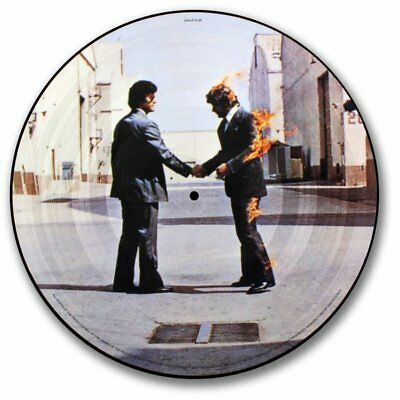 """Pink Floyd Wish You Were Here  Vinyl Sticker 100Mm  4"""" ,quality Others Listed"""