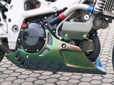 Gimbel Belly Pan for Suzuki TL 1000 - S Type of Vehicle: Ag with Tüv-part