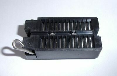 1 x 24-6574-10 - Support Circuit intégré 24 contacts DIP - ARIES