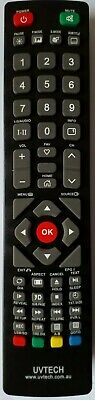 SONIQ TV Remote for SONIQ model QT166, QT155, QT155S  E55S14A E55S12A