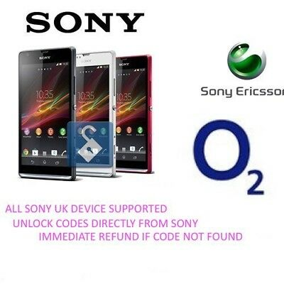 UNLOCK CODE FOR SONY XPERIA TABLET Z4 O2 Network UK