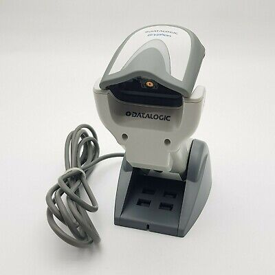 DATALOGIC GRYPHON WIRELESS 1D Barcode Scanner w/ Docking