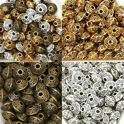 20Pcs Tibetan silver daisy spacer beads h0874