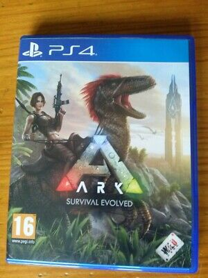 Ark Survival Evolved  Ps4 games used