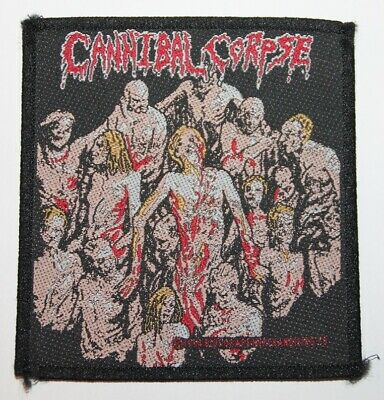 Cannibal Corpse , The Bleeding Patch, Vintage 1994