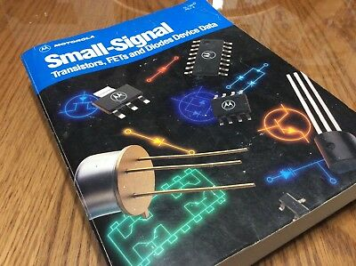 Motorola Small Signal Transistors FETs and Diodes Device Data 1993