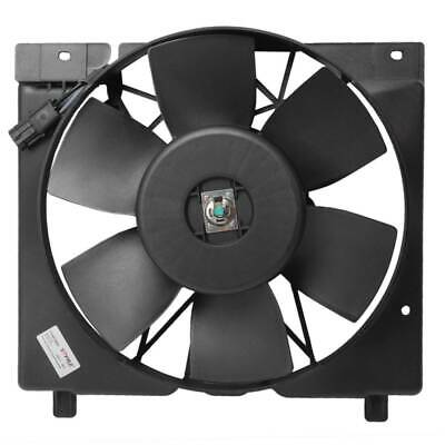 Single Radiator Fan Shroud For Jeep Cherokee Comanche Wagoneer