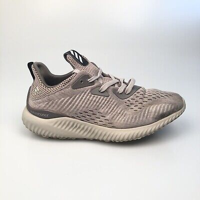 e24b2cfad Adidas Alphabounce EM Beige Running Shoes Men s Size 7 BW0578