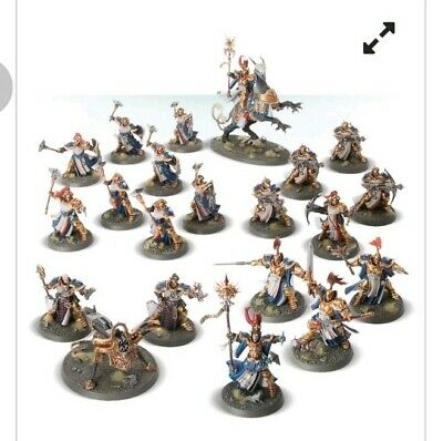 Stormcast Age Of Sigmar Starter Army - Soul Wars