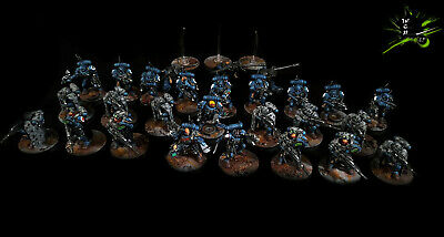 Shadowspear Vanguard Space Marines Commission Superbly Painted Warhammer