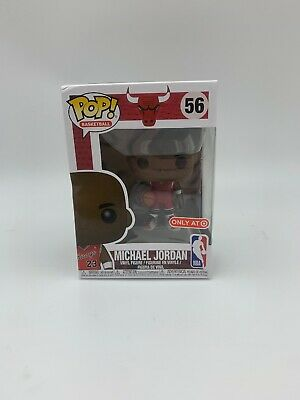 Funko Pop! Michael Jordan *Target Exclusive* #23 Bulls NBA IN HAND NEW