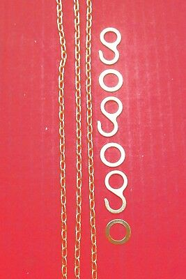 Regula,  genuine new cuckoo clock chain variation to suit the 1 Day  movements.