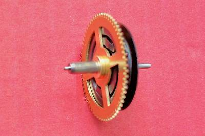 Regula   chain ratchet wheel complete for strike side of the type 25 movement.