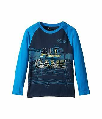 Under Armour Toddler Boys All Game Graphic T-Shirt Size 3T Academy