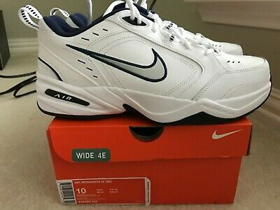 wide selection of colors buy real dependable performance NIKE AIR MONARCH IV 4 EXTRA WIDE 4E EEEE MENS NEW with box (size 10 4E)