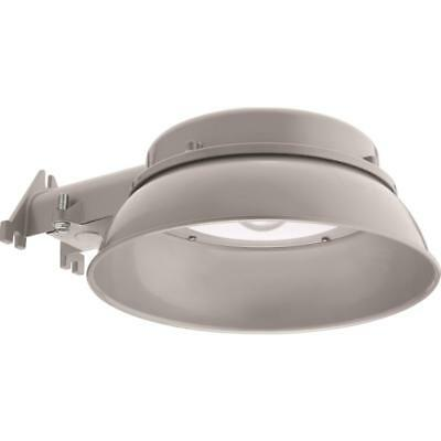 OVAL Dusk to Dawn Integrated Outdoor LED Area Light