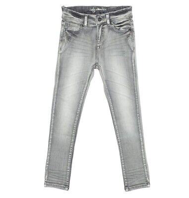 Kids Denim Jeans - I Dig Denim Light Grey Bruce Slim Jeans - Unisex -BNWT