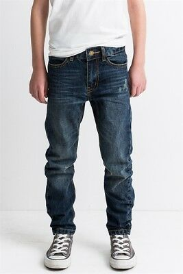 Kids Denim Jeans - I Dig Denim Dark Blue Newark Jeans - Unisex -BNWT